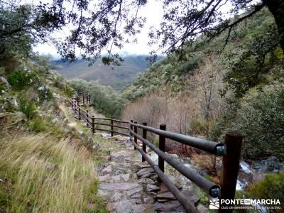 Sierra Gata - Senderismo Cáceres; camino smith rascafria madrid single madrid la panera segovia